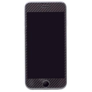 [0.33mm]Deff 強化ガラス 全面保護 ブラックカーボン iPhone 6s/6