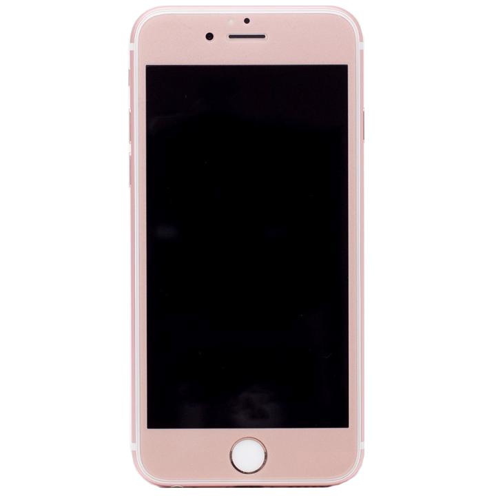 【iPhone6s Plus/6 Plusフィルム】[0.33mm]Deff 強化ガラス 全面保護 ローズゴールドiPhone 6s Plus/6 Plus_0
