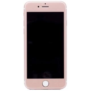【iPhone6s Plus/6 Plusフィルム】[0.33mm]Deff 強化ガラス 全面保護 ローズゴールドiPhone 6s Plus/6 Plus