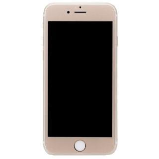 【iPhone6s Plus/6 Plusフィルム】[0.33mm]Deff 強化ガラス 全面保護 ゴールド iPhone 6s Plus/6 Plus