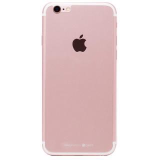 [2018新生活応援特価][0.33mm]Deff 背面強化ガラス ローズゴールド iPhone 6s Plus/6 Plus