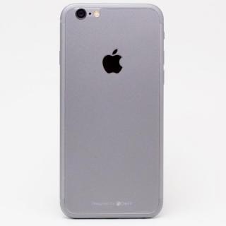 [0.33mm]Deff 背面強化ガラス スペースグレイ iPhone 6s Plus/6 Plus