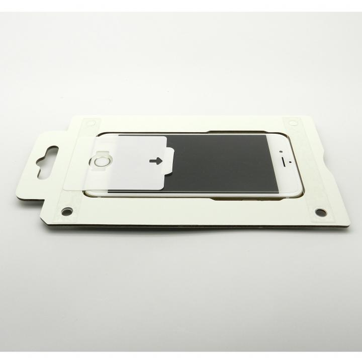 [0.33mm]綺麗に貼れちゃう強化ガラス! LEOPARD iPhone 6 Plus