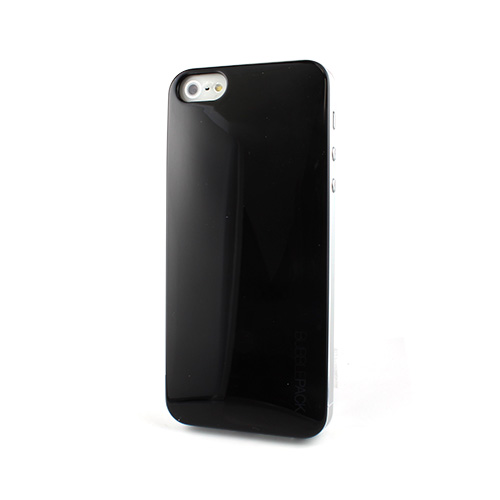 【iPhone SE/5s/5ケース】Ssongs BubblePack PlayCase (Black)  iPhone 5_0