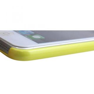 【iPhone SE/5s/5ケース】Ssongs BubblePack SuitCase Pearl Lime Yellow iPhone SE/5/5s_5