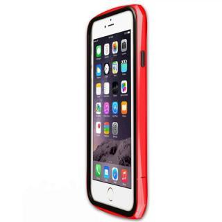 工具不要 かんたん着脱バンパー ODOYO BLADE EDGE レッド iPhone 6 Plus