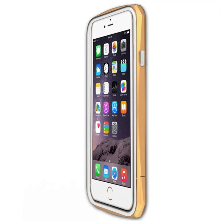 iPhone6 Plus ケース 工具不要 かんたん着脱バンパー ODOYO BLADE EDGE ゴールド iPhone 6 Plus_0