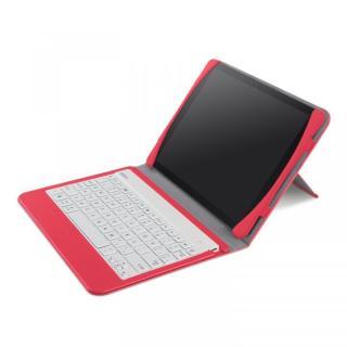 Belkin iPad Air対応キーボードフォリオ (ホワイト・ピンク)