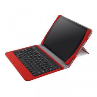 Belkin iPad Air対応キーボードフォリオ (ブラック・レッド)