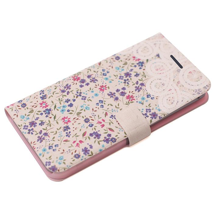 手帳型ケース Blossom アップル iPhone 6s Plus/6 Plus