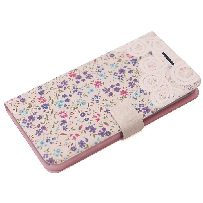 iPhone6s Plus/6 Plus ケース 手帳型ケース Blossom アップル iPhone 6s Plus/6 Plus_0