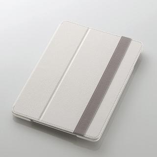 iPad Air/レザーカバー/2アングルタイプ/ホワイト