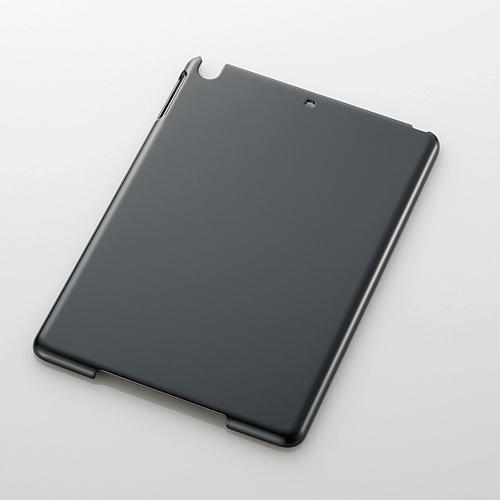 iPad Air/シェルカバー/ブラック_0