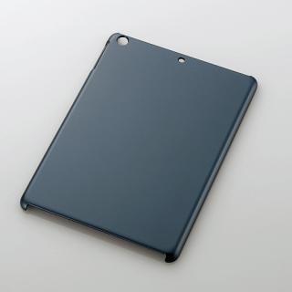 iPad Air/シェルカバー/ラバーコーティング/ブラック