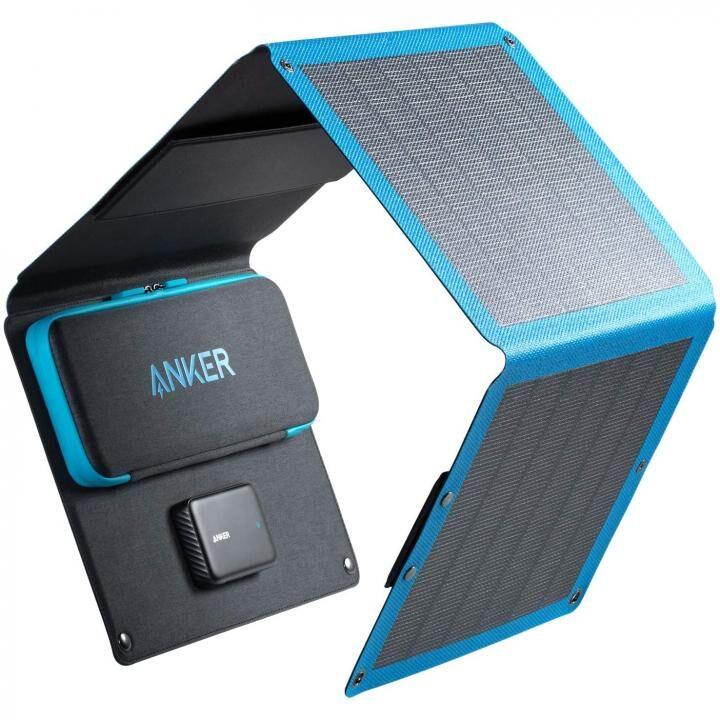 Anker PowerSolar Flex 3-Port 24W ブラック【2月中旬】_0