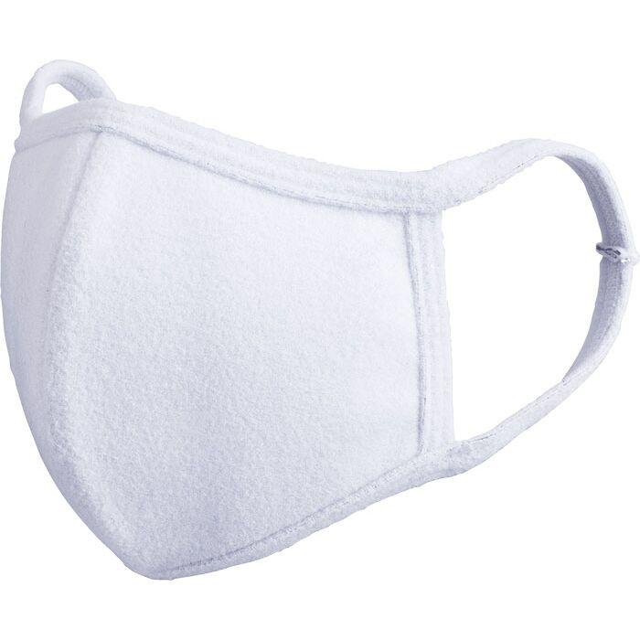 ぬくもりマスク ライトグレ−_0