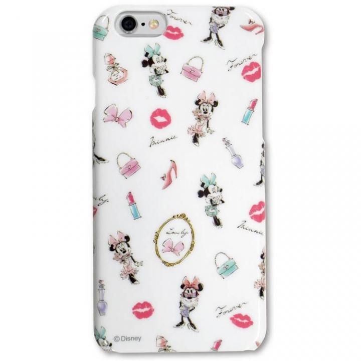 【iPhone6ケース】ディズニー ミニーアットザファッションショー ハードケース Cタイプ iPhone 6_0