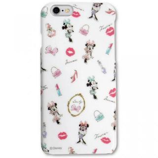 ディズニー ミニーアットザファッションショー ハードケース Cタイプ iPhone 6