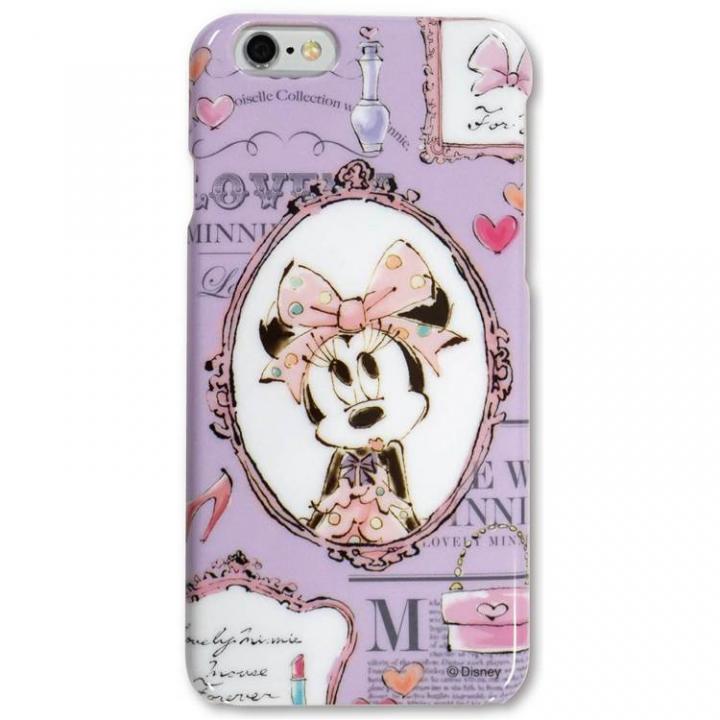 iPhone6 ケース ディズニー ミニーアットザファッションショー ハードケース Bタイプ iPhone 6_0