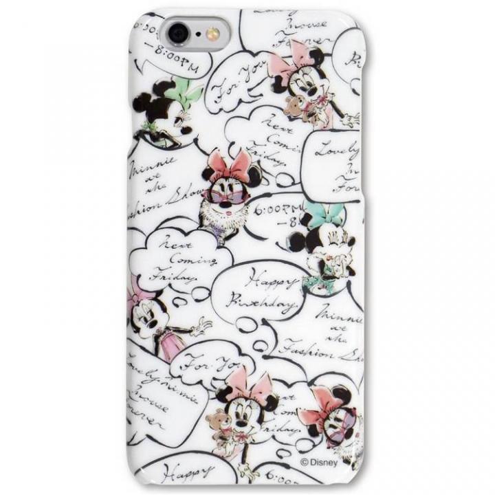 【iPhone6ケース】ディズニー ミニーアットザファッションショー ハードケース Aタイプ iPhone 6_0