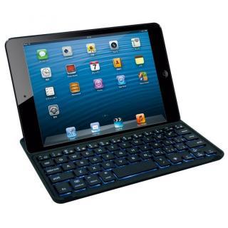 Bluetoothキーボード バックライト搭載アルミカバー iPad mini