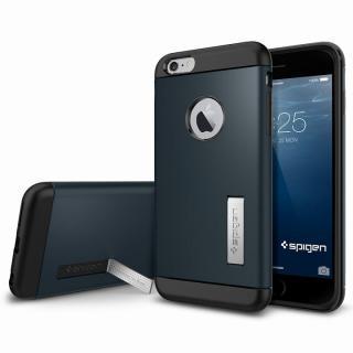 SPIGEN スリムアーマー メタル・スレート iPhone 6 Plusケース