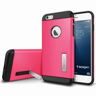 SPIGEN スリムアーマー ピンク iPhone 6 Plusケース