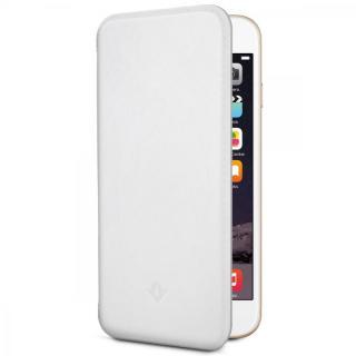極薄レザー手帳型ケース SurfacePad モダンホワイト iPhone 6s Plus/6 Plus