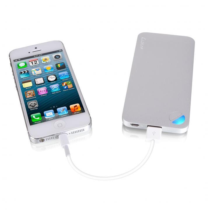 [5000mAh]LUXA2 P2 Aluminium Portable Battery