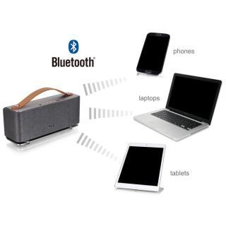 LUXA2 GROOVY Bluetooth Speaker_1