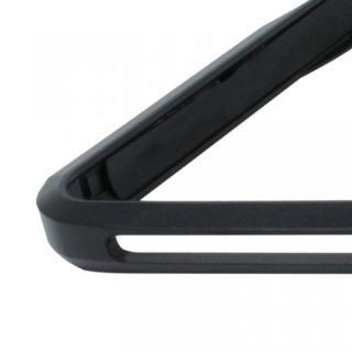 【iPhone XS/Xケース】アルミニウムバンパー ブラック iPhone XS/X_8