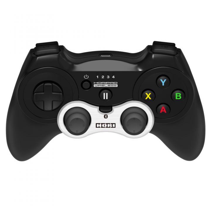 MFi認証 ゲームコントローラー HORIPAD WIRELESS  iPhone/iPad_0