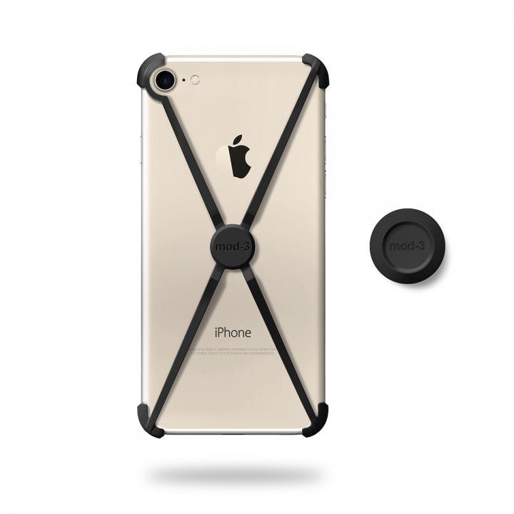 iPhone7 ケース ミニマムデザインフレーム ALT case ブラック iPhone 7_0