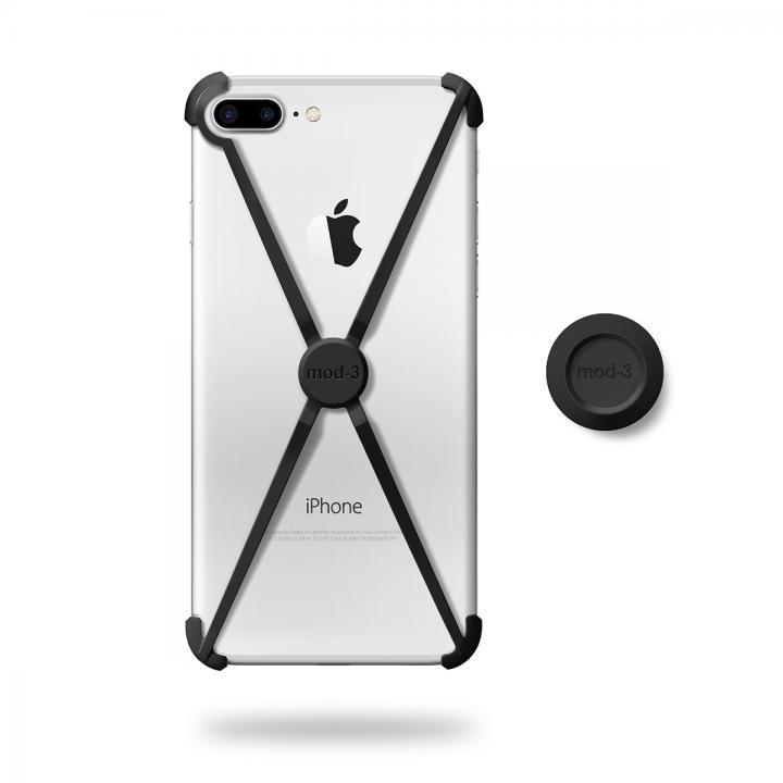 ミニマムデザインフレーム ALT case ブラック iPhone 7 Plus