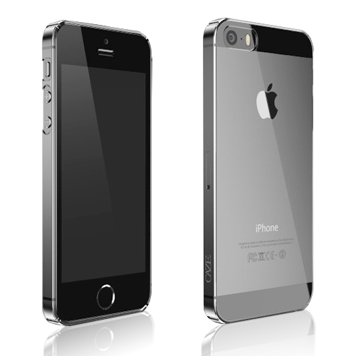 Zero 5 Tough(0.5mm)for iPhone 5/5s - Clear