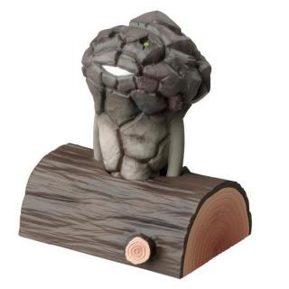 なめこ栽培 岩なめこフィギュア