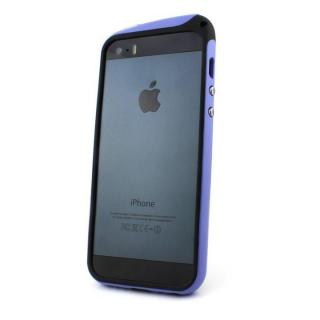 nodea Bumper Case (Purple)  iPhone SE/5s/5