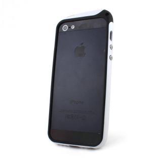 iPhone SE/5s/5 ケース nodea Bumper Case (White)  iPhone SE/5s/5