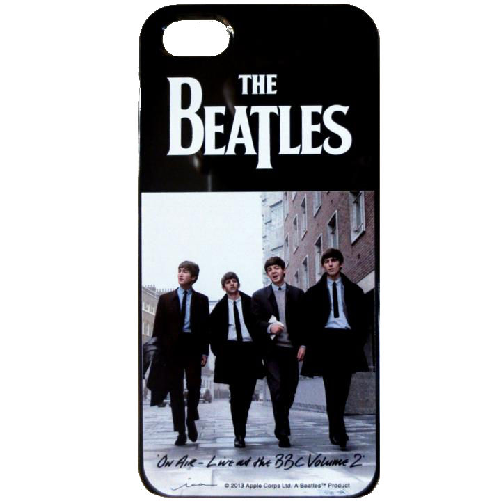 iPhone SE/5s/5ケ-ス  THE BEATLES BBC Vol.2