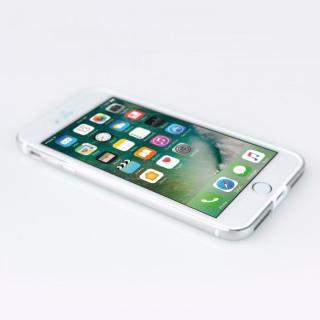 【iPhone7 Plusケース】FRAME x FRAME メタルバンパーケース シルバー/ホワイト iPhone 7 Plus_3