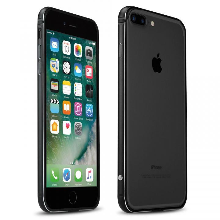 iPhone7 Plus ケース FRAME x FRAME メタルバンパーケース ブラック/ブラック iPhone 7 Plus_0