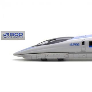 [3200mAh]もちてつ! JR500 新幹線 モバイルバッテリー_1