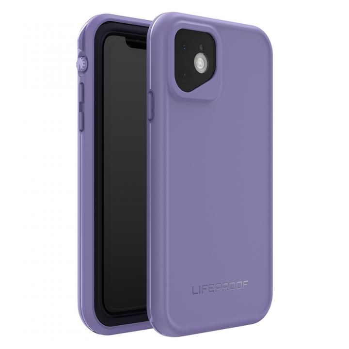 iPhone 11 ケース LIFEPROOF Fre Series IP68 防水ケース VIOLET VENDETTA iPhone 11_0