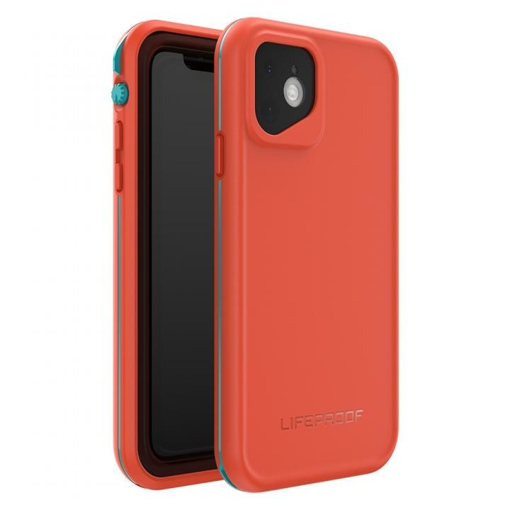 iPhone 11 ケース LIFEPROOF Fre Series IP68 防水ケース FIRE SKY iPhone 11_0