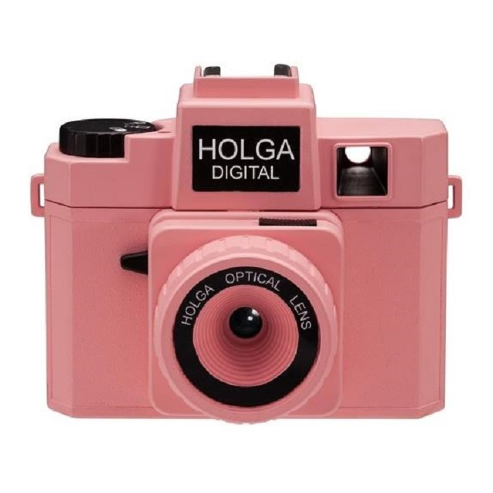 HOLGA DIGITAL ピンク_0
