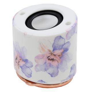 rienda Bluetoothスピーカー 花柄