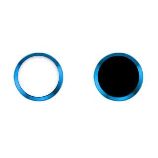 TouchID対応 ホームボタンシール iFinger Ver2 ブルー