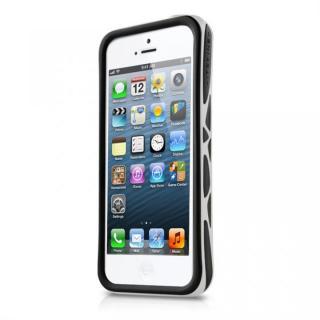Venum ブラック/ホワイト iPhone SE/5s/5ケース