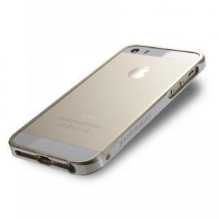 SWORDα(ソードアルファ)  ゴールド iPhone SE/5s/5バンパー