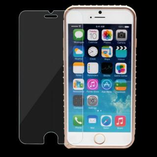 【iPhone6ケース】クリスタルを埋め込んだアルミバンパー truffol Crystal Air ゴールド iPhone 6_4